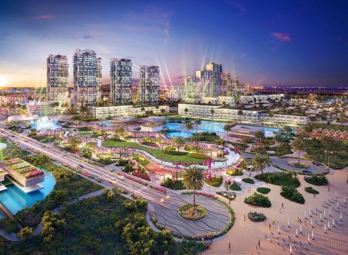 Thanh Long Bay định hướng trở thành khu kinh tế đêm lớn nhất Bình Thuận.
